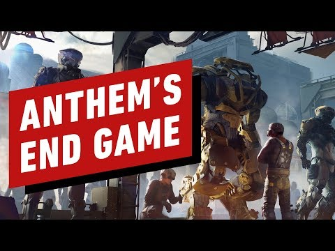 Suiting Up: What is Anthem's End Game? - Episode 4 - Thời lượng: 4 phút, 48 giây.
