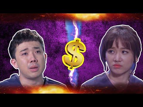 """Trấn Thành méo mặt khi Hari Won liên tục giúp đỡ thí sinh """"LẤY HẾT TIỀN"""" của vợ chồng mình - Thời lượng: 42:25."""
