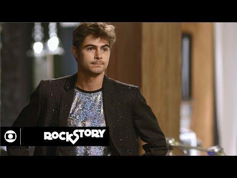 Rock Story: capítulo 178 da novela, segunda, 05 de junho, na Globo