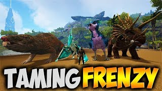 aberration dinos ark