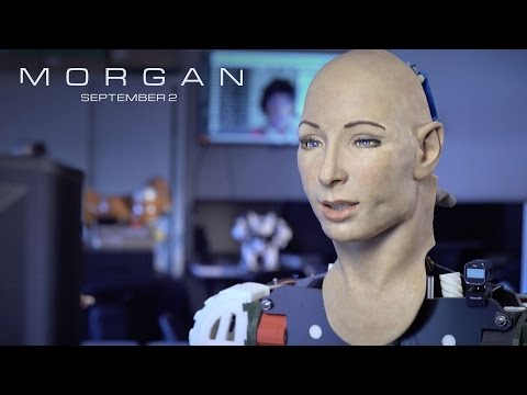 Morgan (Featurette 'Humans & Machines')