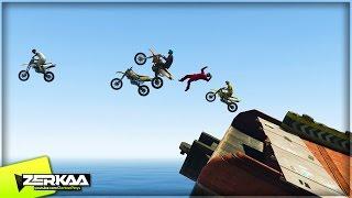 INSANE BEACH BIKE RACING | GTA 5 Funny Moments | E648 (GTA 5 PS4)