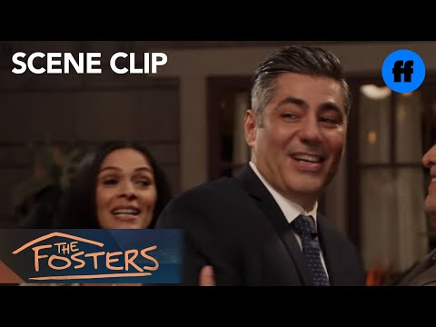 The Fosters | Season 5, Episode 8: Mike & Ana's Engagement Party | Freeform
