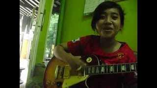 Video gitar cover zivilia-aishiteru 3 by dina okem MP3, 3GP, MP4, WEBM, AVI, FLV Mei 2018