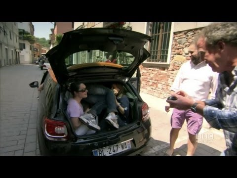 Top Gear: NEW Episode 2 Trailer: Hot Hatches in Italy