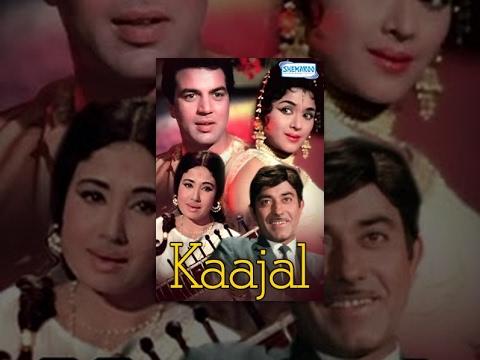 Kaajal - Hindi Full Movie - Meena Kumari - Dharmendra - Raaj Kumar - 60's popular Movie