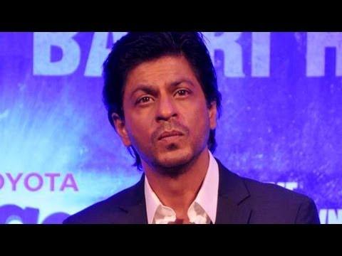 India Needs A Football Team: Shah Rukh Khan