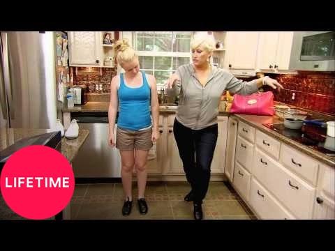 Kim of Queens: Kim Teaches Addison to Tap (S1, E1) | Lifetime