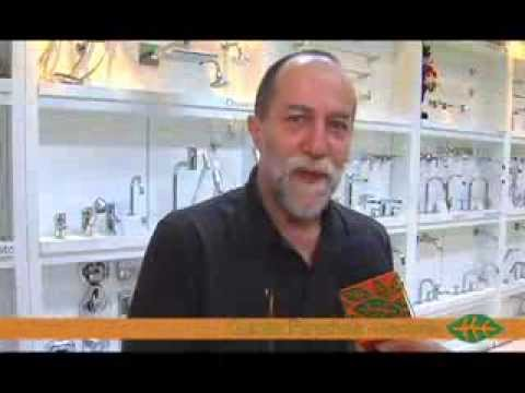 Baba Vacaro & Guinter Parschalk visitam Aldeia
