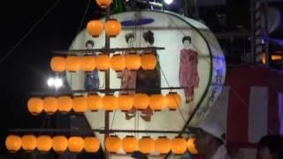 羽黒H28夏祭り2・ねぷた巡行盆踊り