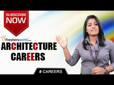 CAREERS IN ARCHITECTURE – B.ARCH,AIEEE,DIPLOMA ,Certification Course,Job Opportunities