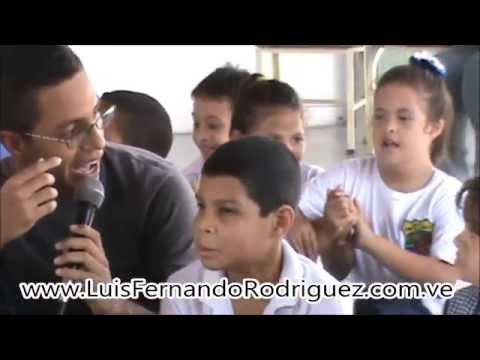 Veure vídeoLa canción ''Especial'' con la Escuela Especial Puerto Cabello
