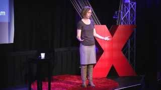 Violence - A Family Tradition: Robbyn Peters Bennett At TEDxBellingham