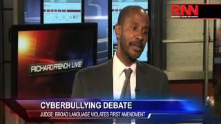 Cyberbullying Debate
