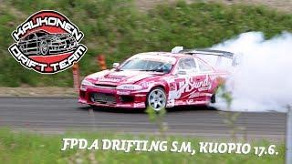 FPDA Drifting SM, Kuopio / Heinjoki Drift Circuit, 17.6.2017. Kooste kisoista. Katso myös Villen haastattelu...