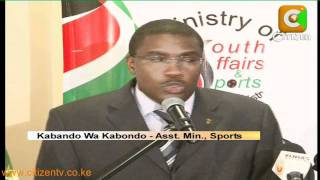 All Africa Games Launch