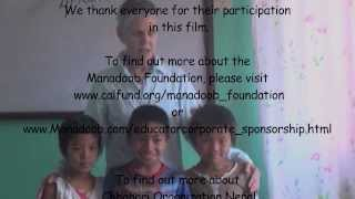 Manadoob Goes To Nepal To Enrich Children' s Lives