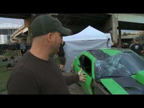Ben 10: Alien Swarm VFX Behind the Scenes