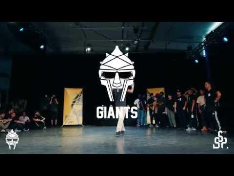 P-Dog | Judgecase | Giants 2016