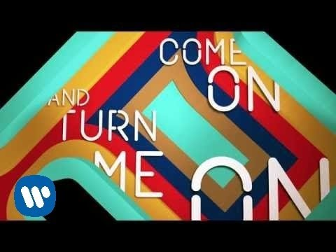 David Guetta - Turn Me On ft. Nicki Minaj (Lyrics Video)