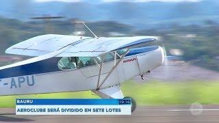 Acordo põe fim a impasse de anos pela divisão da área do Aeroclube de Bauru