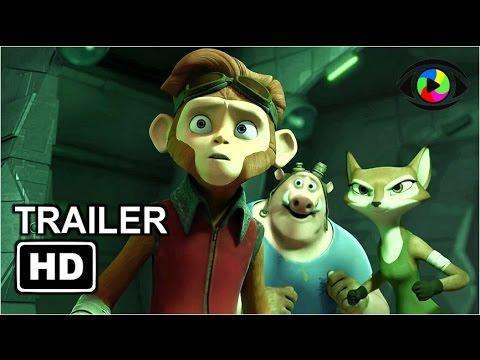 SPARK: A SPACE TAIL Trailer 2 (2017) | Jessica Biel, Susan Sarandon, Patrick Stewart