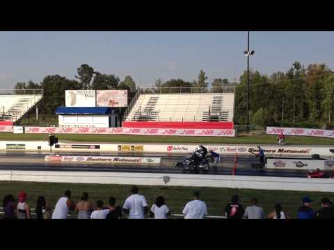 Hayabusa vs Suzuki GSXR 1000