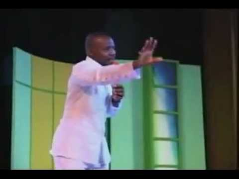 Okey Bakassi Nigerian Comedian Very Funny Stand Up -- Woman Are Smarter Than Men