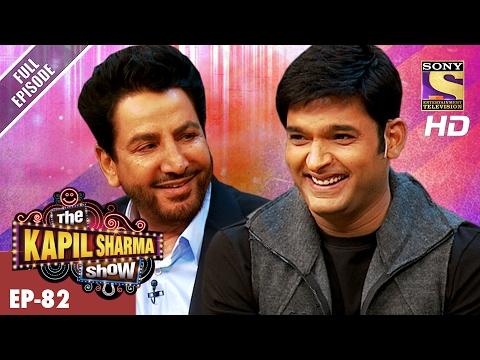The Kapil Sharma Show - दी कपिल शर्मा शो- Ep-82 - Gurdas Maan In Kapil's Show –12th Feb 2017