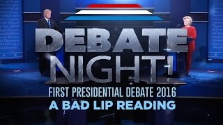 """Donald and Hillary go head to head in classic games such as """"Time to Act!"""", """"Five Favorites"""", and """"I Can Do This!""""End credits song: """"Bushes of Love"""" https://youtu.be/RySHDUU2juMLike on Facebook! http://www.facebook.com/badlipreadingFollow on Twitter! http://twitter.com/badlipreading"""