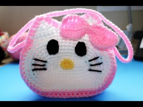 Bolista en crochet inspirada por