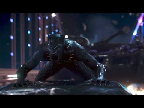Preview Trailer Black Panther, primo teaser trailer ufficiale italiano
