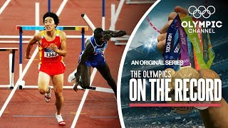 Video Hurdler Liu Xiang's Historic Gold Display in Athens 2004 | Olympics on the Record MP3, 3GP, MP4, WEBM, AVI, FLV September 2018