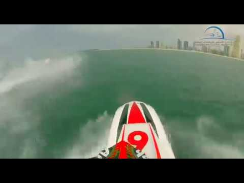 18.01.17 DUBAI WATERBIKE RACE – HEAT 2