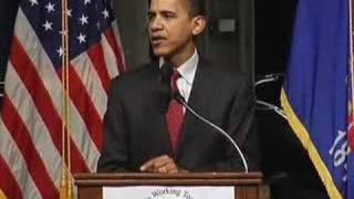 Janesville (WI) United States  city images : Barack Obama in Janesville, WI