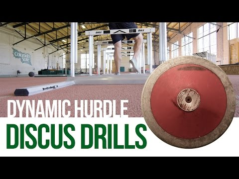 Discus Throw Drills - Beyond the Weight Room