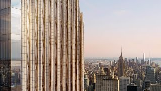Nonton Steinway Tower (438m) - NYC & World's Most Slender Building - April 2016 Film Subtitle Indonesia Streaming Movie Download