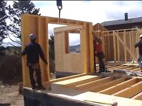 comment monter ossature bois