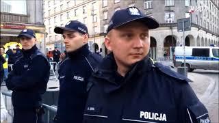 MIESIĘCZNICA: POLICJA NIE PRZEPUŚCIŁA KARETKI JADĄCEJ NA SYGNALE DO UMIERAJĄCEGO CZŁOWIEKA