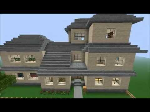 Pin minecraft inneneinrichtung modernes haus deko objekte for Minecraft modernes haus download 1 7 2