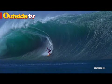 Biggest Waves of Laird Hamilton's Life   Outlook