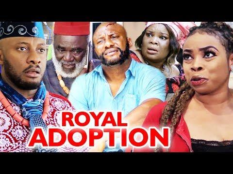 Royal Adoption COMPLETE Season 1 & 2 - Yul Edochie 2020 Latest Nigerian Movie