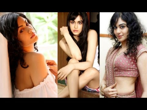 Nitin Heart Attack Heroin Adah Sharma Spicy Hot Photos Image