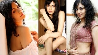 Nitin Heart Attack Heroin Adah Sharma Spicy Hot Photos
