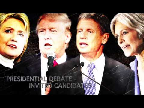 Free and Equal's 2012 Open Presidential Debate moderated by Larry King
