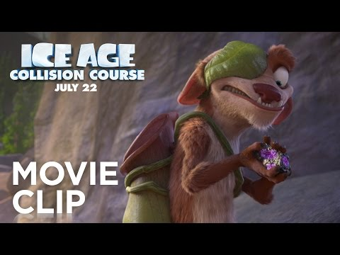 Ice Age: Collision Course (Clip 'Space Rocks')