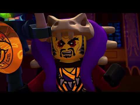 LEGO NINJAGO Season 4 - Episode 41: The Forgotten Element