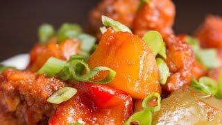 Sweet & Sour Pork by Tasty