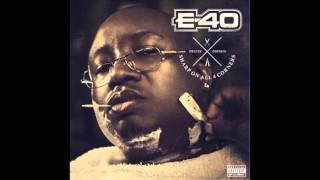 """E-40 """"That's Right"""" (feat. Ty Dolla $ign)"""