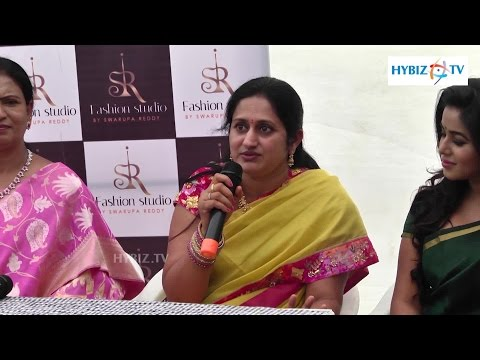 , Swaroopa Reddy Founder SR Fashion Studio